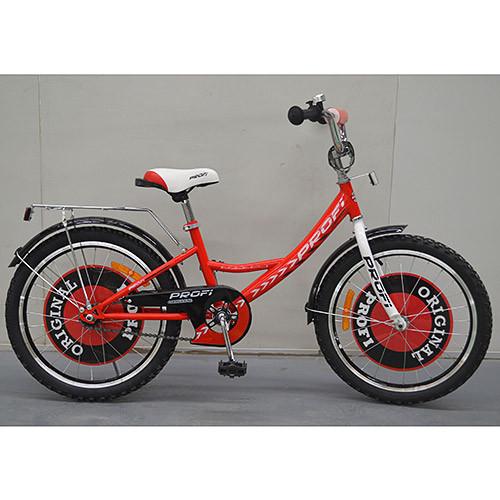 Двухколесный велосипед PROFI 16 дюймов G1645 Original boy красный