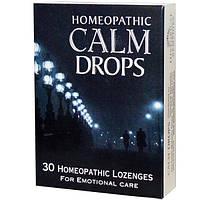 Historical Remedies, Гомеопатические леденцы для успокоения, 30 гомеопатических пастилок