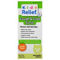 Homeolab USA, В помощь детям, от кашля и насморка, 8,5 жидких унций (250 мл)