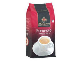 Кофе Bellarom Espresso в зернах 100% arabica 500г, фото 2