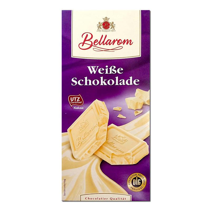 Шоколад Bellarom White Schkolade белый 200г