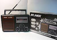 Радиоприёмник AT-815 (USB/Аккумулятор)