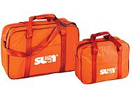 Изотермическая сумка Sun&Fun 2 in 1 Cool Set, оранжевая