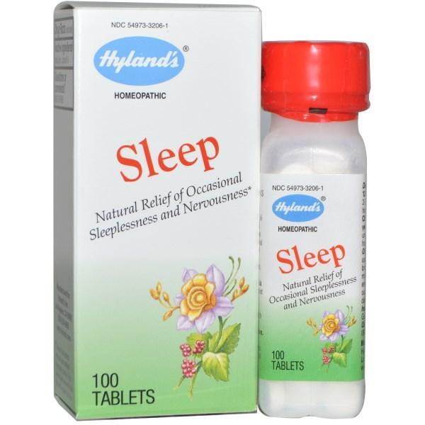 Hylands, Sleep, 100 таблеток