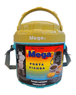 Изотермический контейнер  2,6 л, Mega, фото 2