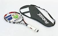 Ракетка для большого тенниса BABOLAT 121136-144-2 PULSION 102 STRUNG grip 2