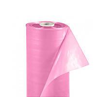 Пленка полиэтиленовая светостабилизированная тепличная 36 месяцев розовая (рукав 120мкм) (3*50м)
