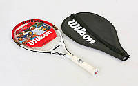Ракетка для большого тенниса WILSON WRT227800 ROGER FEDERER 26 RKT