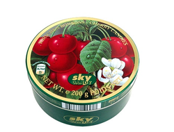 Леденцы Sky Cherry Candies 200г