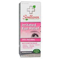 Similasan, Профилактика раздражения глаз, Стерильные капли для глаз, 0,33 жидких унции (10 мл)