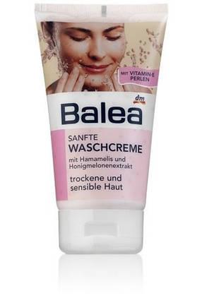 Гель для умывания Balea мягкий для сухой и чувствительной кожи 150мл, фото 2