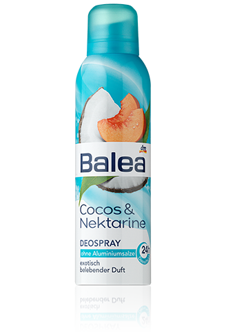 Дезодорант Balea Deospray Cocos & Nektarine