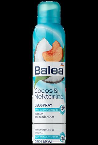 Дезодорант Balea Deospray Cocos & Nektarine, фото 2