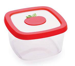 Контейнер для продуктов, 1,0 л, томат, фото 2