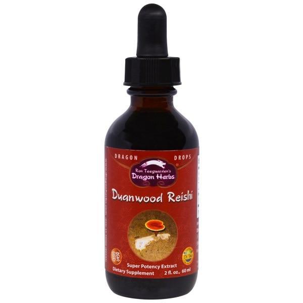 Dragon Herbs, Дуанвуд Рейши, 2 жидк. унц. (60 мл)