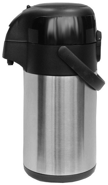 Термос-помпа CO2-2500 2,5 л, Thermocafe by Thermos