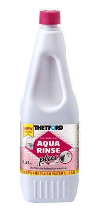 Жидкость для биотуалета Аqua Rinse Plus, 1.5 л, фото 2