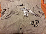 """Жіночий спортивний костюм """"PHILIP PLEIN"""" з трикотажу (Туреччина); розм 48,50,52,54; 2 кольори, фото 6"""
