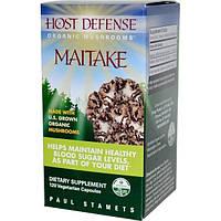 Fungi Perfecti, Host Defense, Maitake, 120 NP Caps