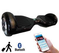 """Гироборд Smart PRO LED 6,5"""" Черный"""