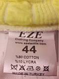"""Жіночий спортивний костюм """"EZE"""" з трикотажу(Туреччина); розм 48,50,52,54,56 (баталов), фото 5"""