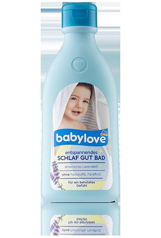 """Babylove расслабляющее средство для ванной """"Хороший Сон"""" 500мл"""