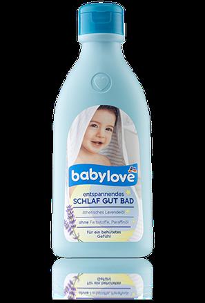 """Babylove расслабляющее средство для ванной """"Хороший Сон"""" 500мл, фото 2"""