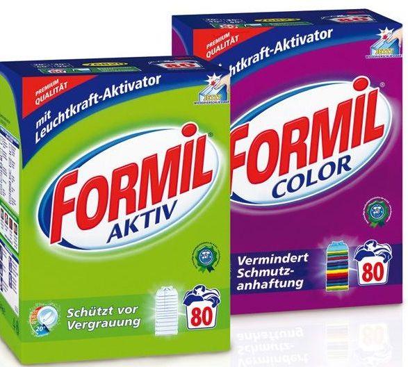 Стиральный порошок FORMIL Aktiv 6.4кг
