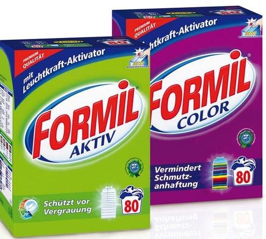 Стиральный порошок FORMIL Aktiv 6.4кг, фото 2