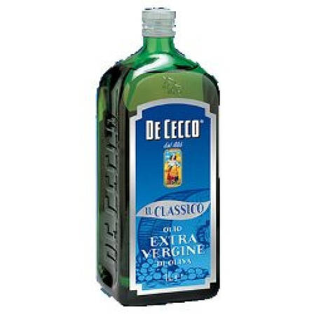 Оливковое масло De Cecco Classico extra virgine 1л, фото 2