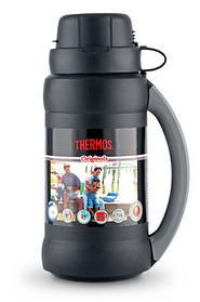 Термос 0,75 л, 34-075 Premier, чорний