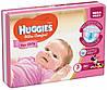 Подгузники Huggies Ultra Comfort 3 (5-9 кг) для девочек Mega Pack 80 шт.