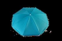 Зонт садовый TE-002 голубой