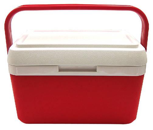 Термобокс 22 л красный, Mega, фото 2