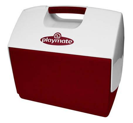 Термобокс 15 л красный Playmate Elite, фото 2