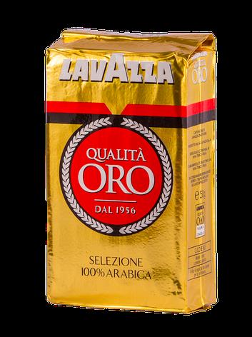 Кофе Lavazza Qualita Oro молотый 100% arabica 250g, фото 2