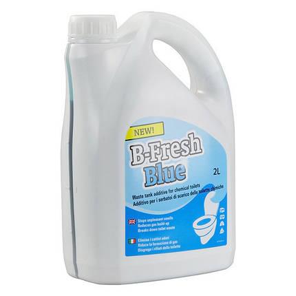 Жидкость для биотуалета B-Fresh Blue, 2 л, фото 2