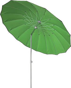 Зонт садовый TE-005-240 зеленый, фото 2