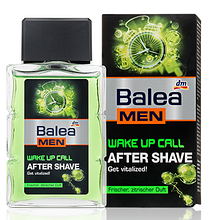 Balea men aftershave Wake up  лосьон после бритья
