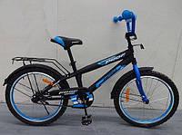 Детский двухколесный велосипед Profi G1853 Inspirer, 18 дюймов