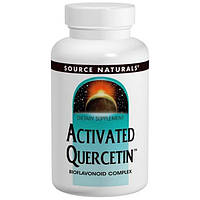 Source Naturals, Активированный кверцетин, 200 капсул