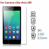 Стекло защитное 0,26 mm 2,5D 9Н Lenovo Vibe Shot