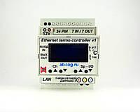 "Контроллер температуры ""Ethenet termo controller"""