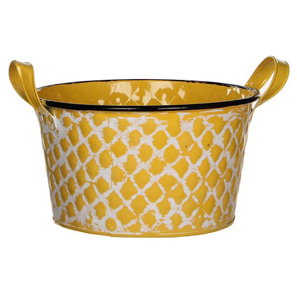 Горшок для цветов Jano 3 л. желтый