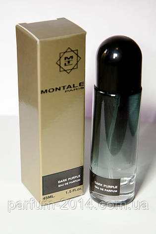 Мини парфюм Montale Dark Purple 45 ml (реплика), фото 2