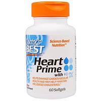 Doctors Best, Сердечное средство Прайм с КД-Пур ЭПК, 60 мягких желатиновых капсул