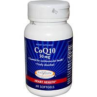 Enzymatic Therapy, Коэнзим Q10, Здоровье Сердца 60 гелевых капсул