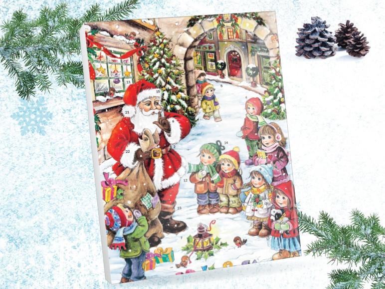 Рождественский календарь Favorina 75г