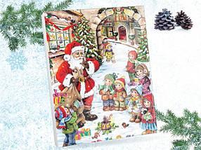 Рождественский календарь Favorina 75г, фото 2