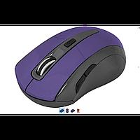 Беспроводная мышка defender accura mm-965 wireless violet (52969)